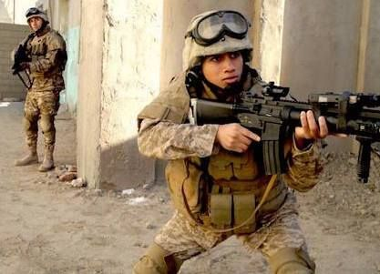 "Music: Listen to ""Angel"" (Devil Dogs Theme Song) - #devildogs #war #military #Marines #USMC #movies #shortfilm #indiefilm #film #fallujah #iraqwar #music #guitar #soundtrack #angel #lindsayholt #themesong #iraingber"