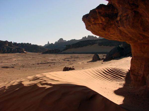 Tadrart national park Algeria