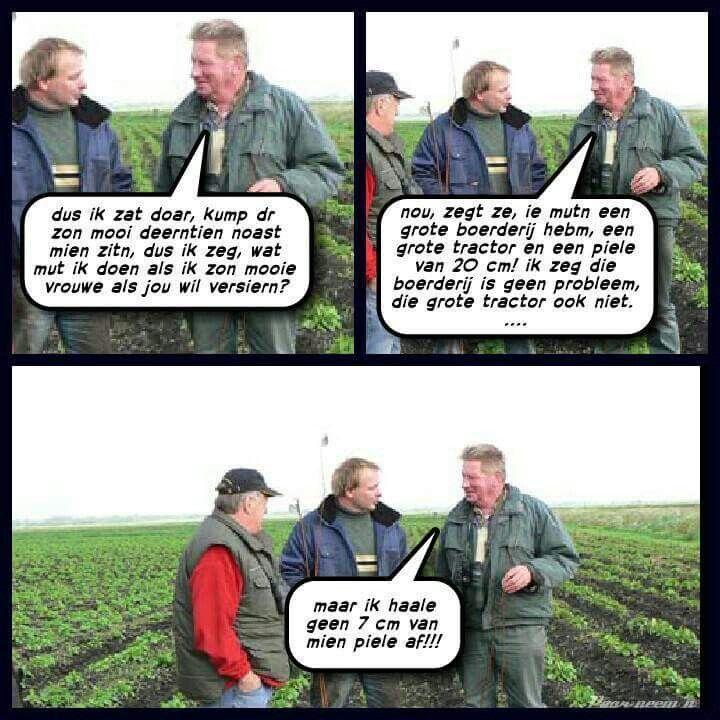 Boeren humor