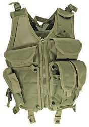 Green Tactical Vest For Sale