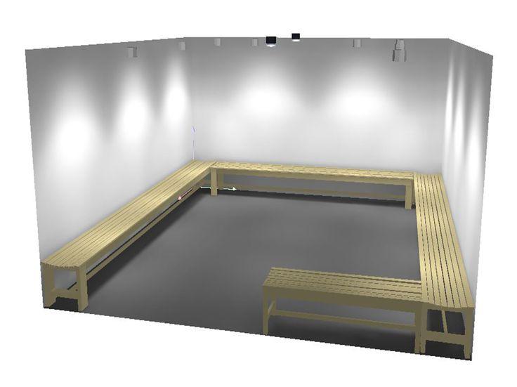 Op verzoek van Installateur Jimmink Elektrotechniek te Amersfoort heeft Solar Light een lichtplan opgesteld dat afwijkt van een standaard oplossing. Hierdoor hebben de kleedkamers, doucheruimtes, toiletten en gangen een frisse heldere verlichting gekregen. Alle verlichting is geschakeld op Esylux aanwezigheid sensoren. Onze 3D visualisatie heeft bijgedragen aan een duidelijk beeld bij onze opdrachtgever. #solarproject #solarlight