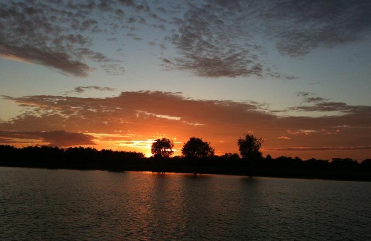 Sunrise, Yellow Water - Kakadu, Northern Territory