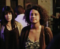 This is clearly what I do every time I try to pick up a guy. Broad City <3