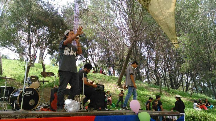 Parque Tezozomoc (Evento de caridad)