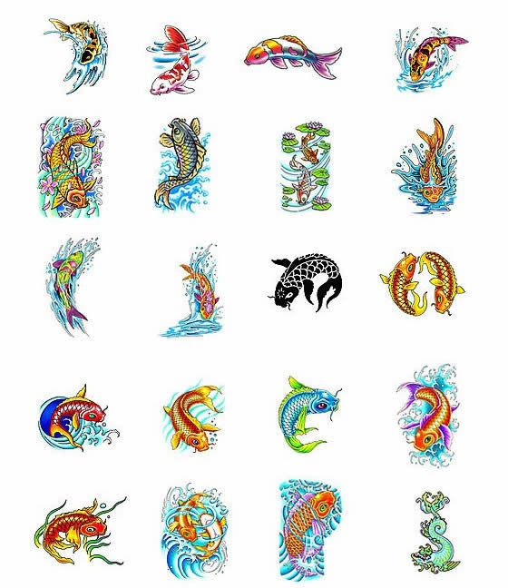 17 best ideas about koi fish tattoo meaning on pinterest for Small koi fish tattoo