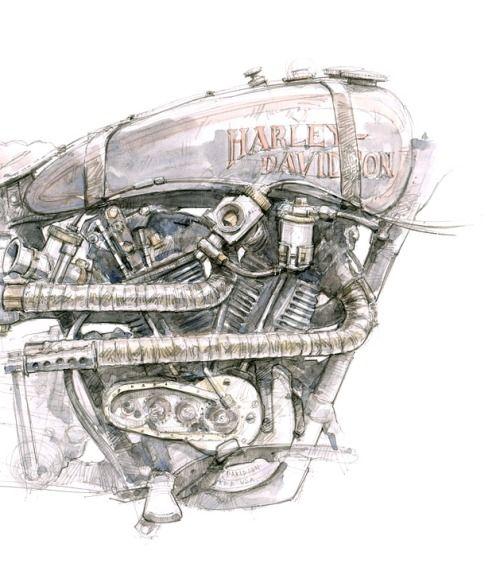 Harley Davidson - ART