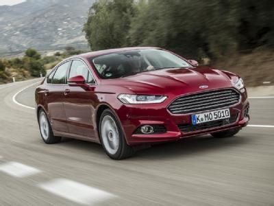 #Ford #Mondeo. La berlina sportiva della casa americana.