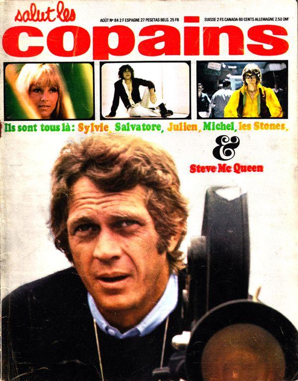 Salut Les Copains - Magazine n° 84