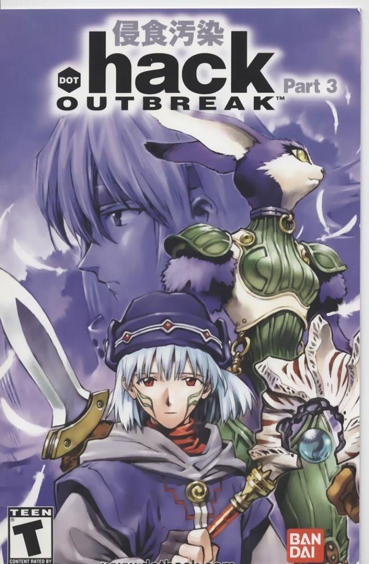 BUY NEW hack sign 14146 Premium Anime Print Poster