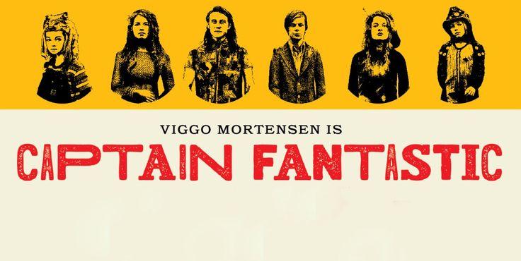 Meet the family in this fine new poster for Viggo Mortensen's Captain…