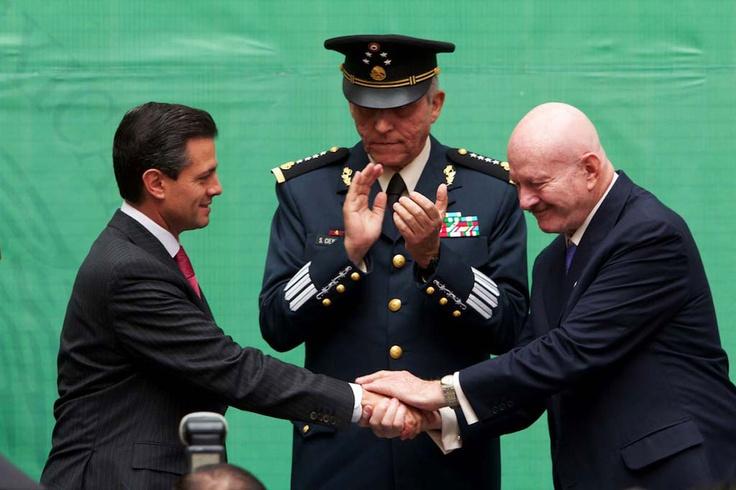 """La Gendarmería Nacional será una """"policía de proximidad"""": Mondragón  http://www.proceso.com.mx/?p=334595"""