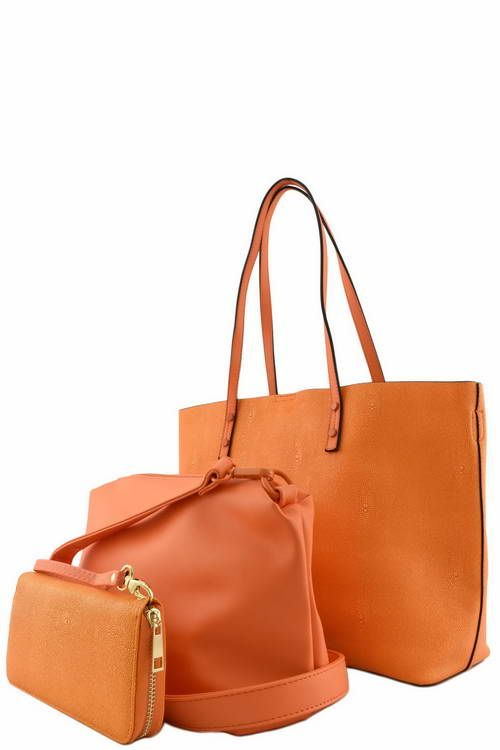 3 IN 1 DESIGNER STINGRAY HANDBAG SET BUY IT NOW OR LAYBY :)