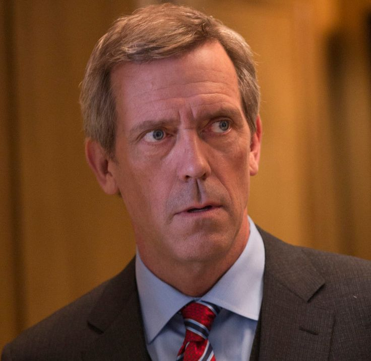 Hugh Laurie In Chance