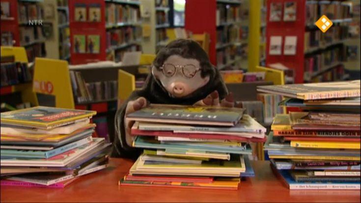 Thema: Boeken. Moffel moet zijn geleende boeken terugbrengen naar de bibliotheek. Het zijn er erg veel. Hij moet honderd euro betalen, als boete. Moffel biedt aan om ervoor te werken. Dat is goed, hij mag boeken sorteren. Makkie, gewoon van groot naar klein en op kleur. Of klopt dat niet? Deze aflevering hoort bij de Kinderboekenweek 2012.