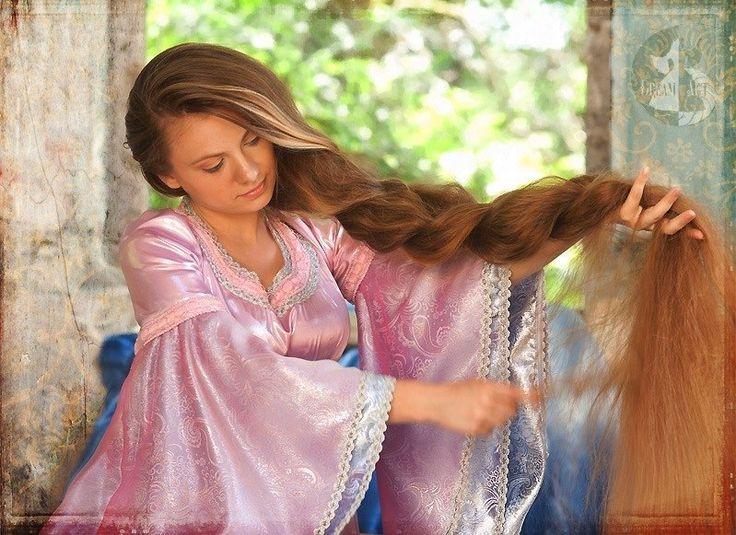 Варвара-краса, длинная коса - секреты и магия женских волос » Женский Мир