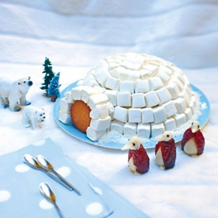 21 best desserts le fun images on pinterest children for Dans mon igloo
