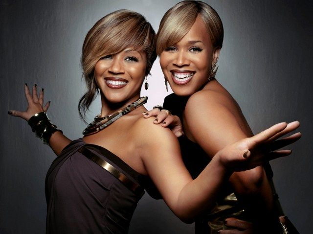 Mary Mary - The Story of Erica and Tina Campbell