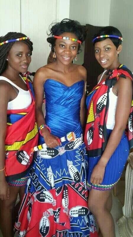 swaziland | Swazi Bride