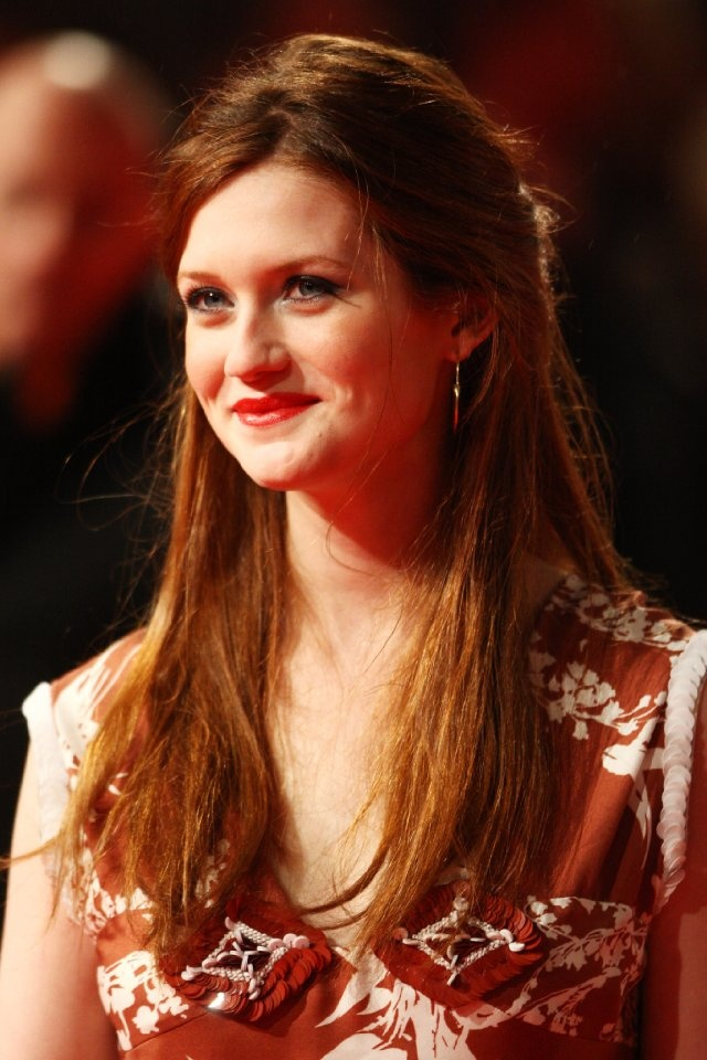 Bonnie Wright- harry potter