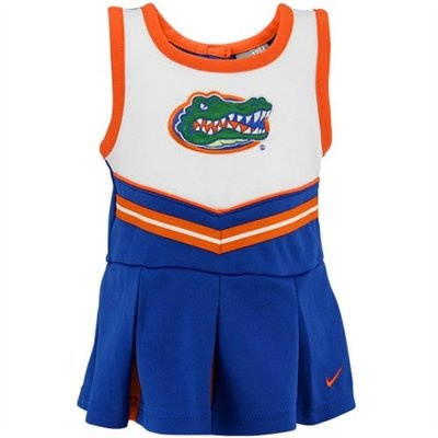 Nike Florida Gators Infant Royal Blue Cheer Dress & Bloomers FOR MICHELE!!