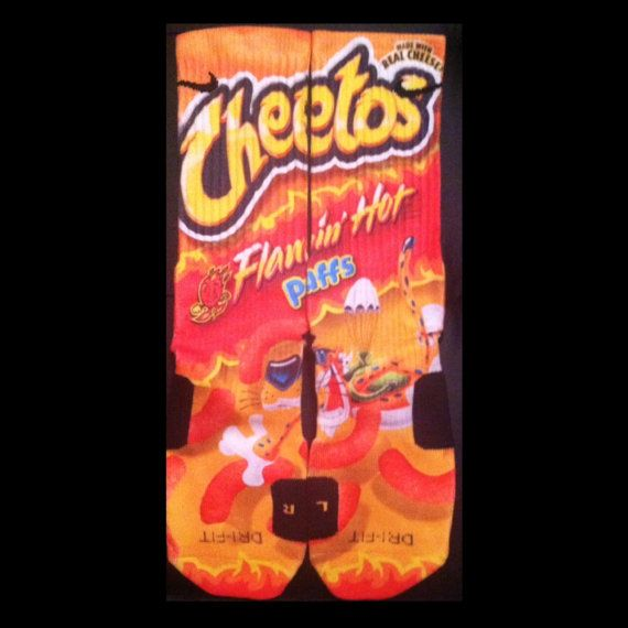 hot cheetos elite socks wwwimgkidcom the image kid