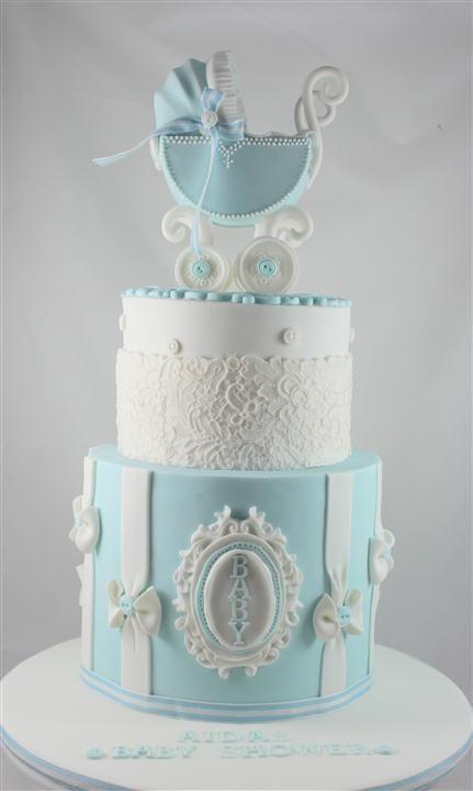 https://flic.kr/p/dxWgPf | IMG_0413 (Custom) | baby shower cake