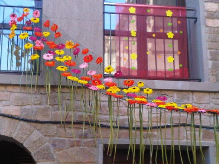 DECORACIÓ DE PRIMAVERA wonderful way to welcome spring