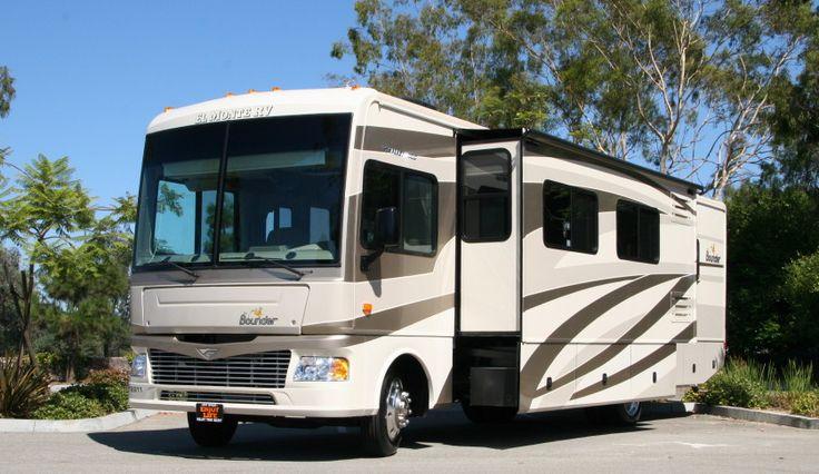 El Monte - AB35 - USA & Canada Motorhome holidays and RV Hire/Rental