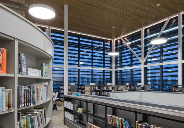 Ashington Leisure Centre | Ward Robinson Interior Design | Library & Community Centre