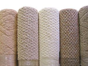 Bound carpet remnants make inexpensive area rugs.  Binding keeps the edges from fraying.  We can cut the carpet remnants for you and rebind ...