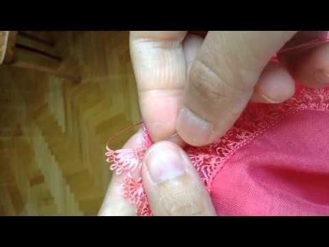 Aynur Şimşek İğne Oyası 3. Video