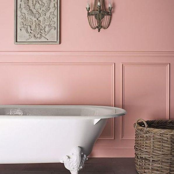 Pintura Especial Para Pintar Banos Aura Bath And Spa De Benjamin