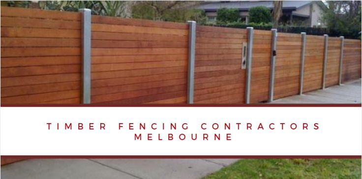 #Activa #Fencing and #Decking offers #Timer #Fencing; we are one of the leading timber fencing contractors and #installation in #Melbourne