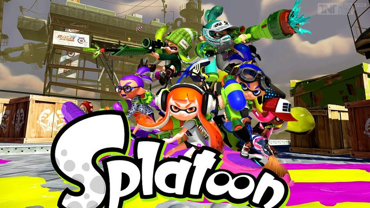 Why We're Excited And Scared At The Same Time For Splatoon