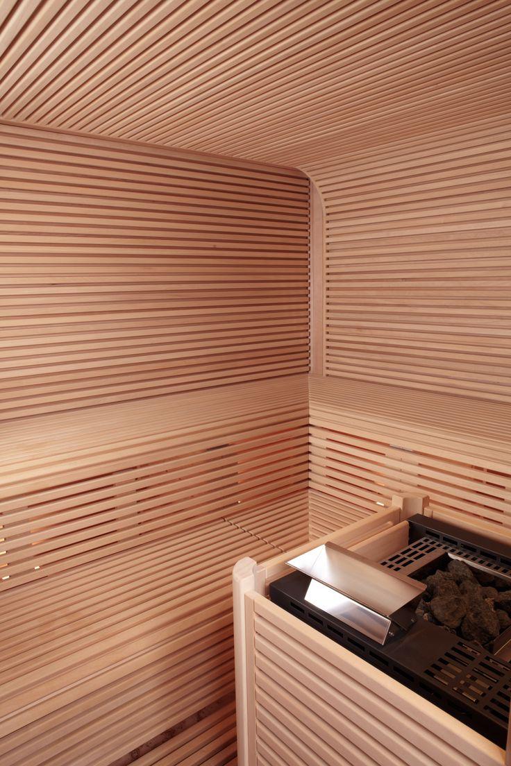 schmale Leisten  #Erdmann #Sauna #ErdmannSaunabau #ErdmannExklusiveSaunen #Wellness #Spa #Puristisch