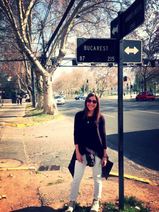 Corners of Santiago
