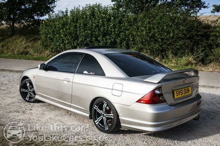 Lee Milsom would like to get some views on his ride -  its different so what do people think?  See more photos here: http://www.youlikecars.co.uk/car/xZijH0W9pv-2001-HONDA-CIVIC-COUPE-1.7L-COUPE