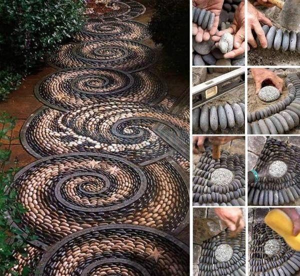 Fabulous Garden Decorating Ideas with Rocks and Stones | Do It Yourself Ideas