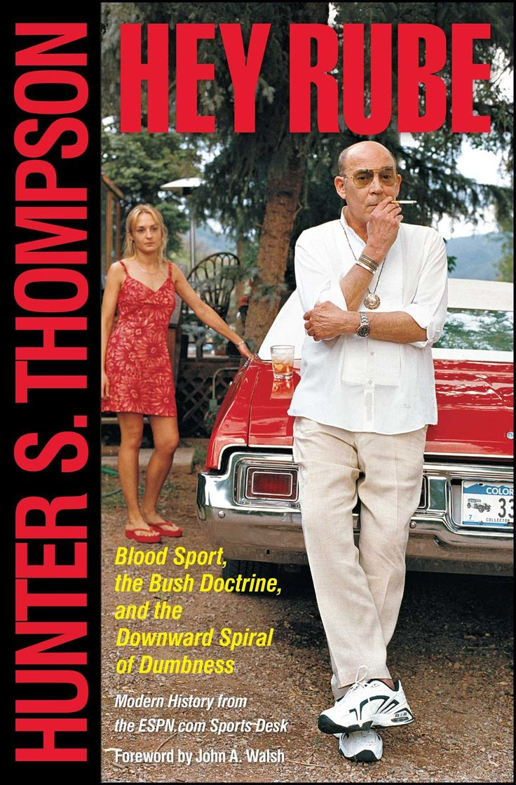 Image result for hunter s thompson