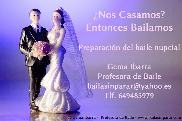 Baile Nupcial en Madrid Clases particulares: Clases para la preparación del baile nupcial en Ma...