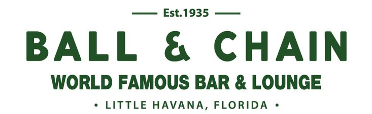 The Ball & Chain... The club that is off the chain and where you'll have a ball! Little Havana's hot spot for live jazz and more!