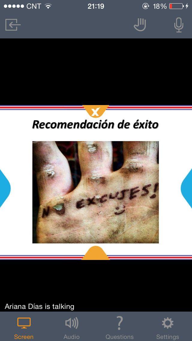Capacitación internacional desde Costa Rica  ! Estas listo para decidir por Fuxion ?!!! Puedes ser libre pero la decisión está en tus manos