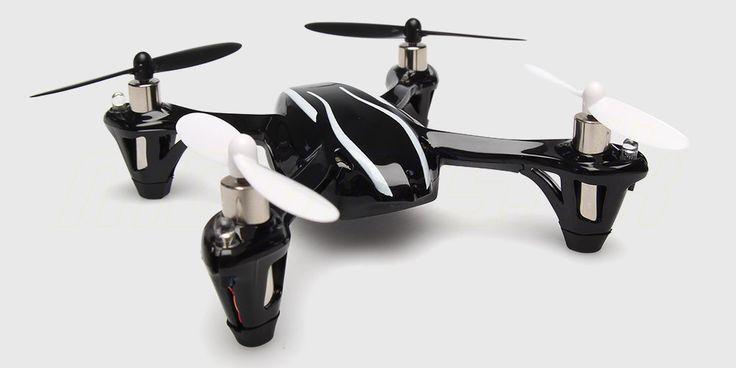 Lære at flyve/styre en Quadcopter – joystick