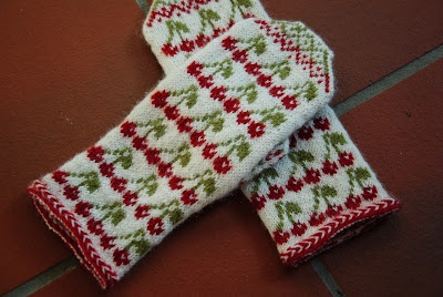 ... | Everything with yarn | Pinterest | Mittens, Cherries and So Cute