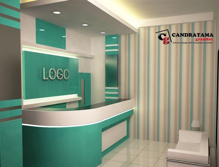 interior kediri - interior malang - interior nganjuk - interior blitar - interior jombang - interior tulungagung - interior trenggalek - kantor - office - resepsionis - lobi - ruang tunggu - minimalis - modern