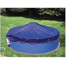 Winter Pool Cover