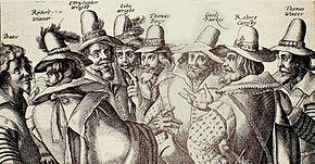 Conspiration des poudres — Wikipédia
