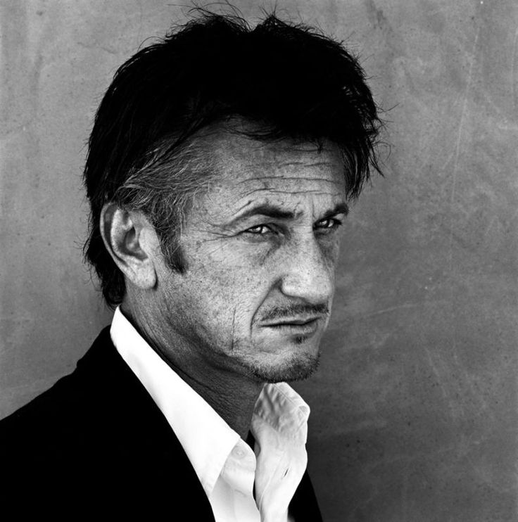 Sean Penn by Anton Corbijn