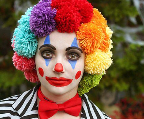 17 mejores ideas sobre Maquillaje De Payaso en Pinterest ...
