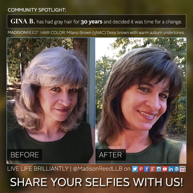 118 Best Before And After Hair Color Results Images On Pinterest